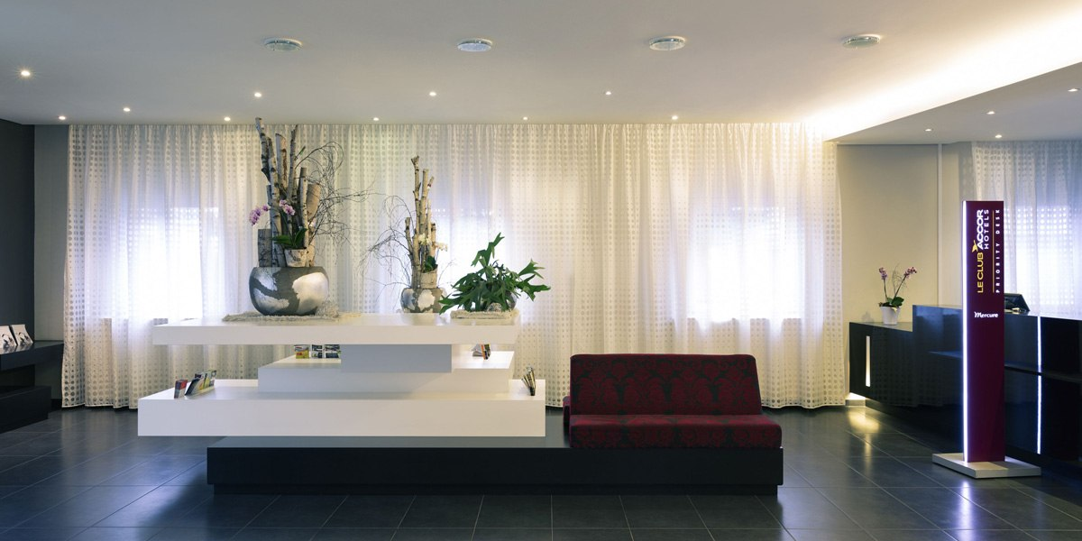 Lobby, © Mercure Hotel Stuttgart City Center