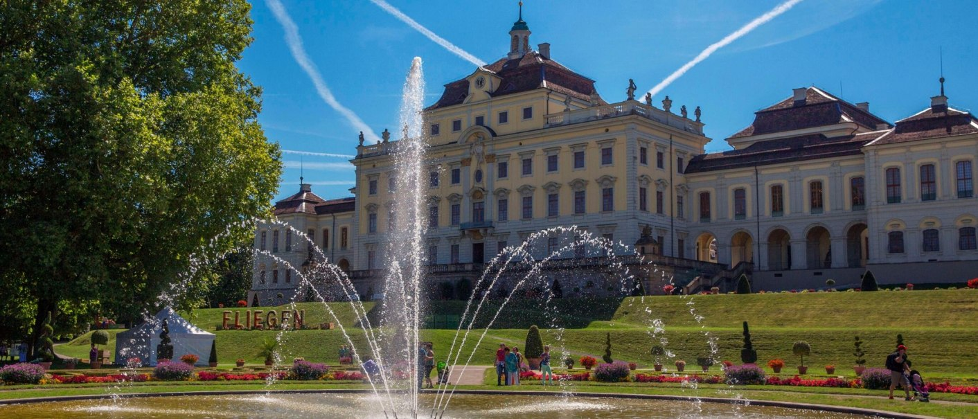 Residenzschloss Ludwigsburg, © Tourismus & Events Ludwigsburg