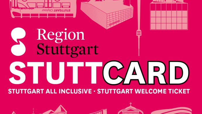 StuttCard, © Stuttgart-Marketing GmbH